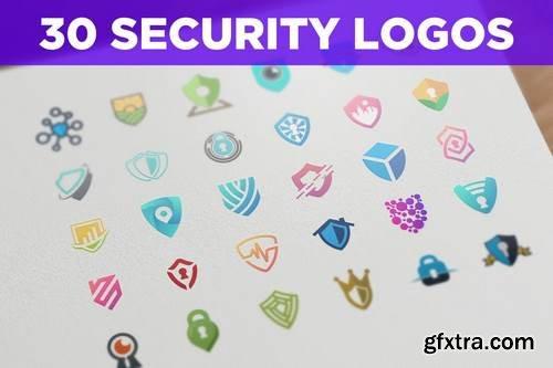 30 Security Logos