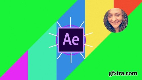 Adobe After Effects :Master Motion Graphics Videos Animation (Updated 12.2018)