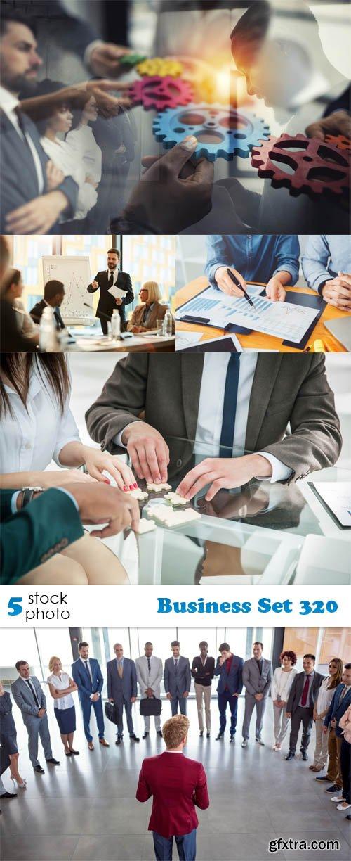 Photos - Business Set 320