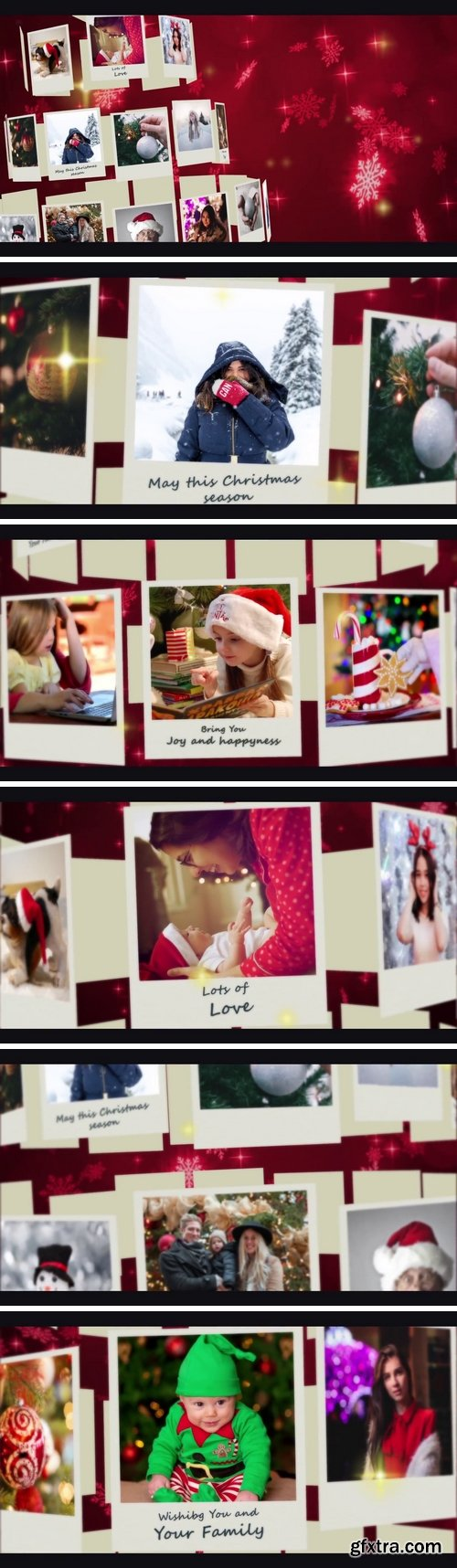 MA - Christmas Slideshow After Effects Templates 151305