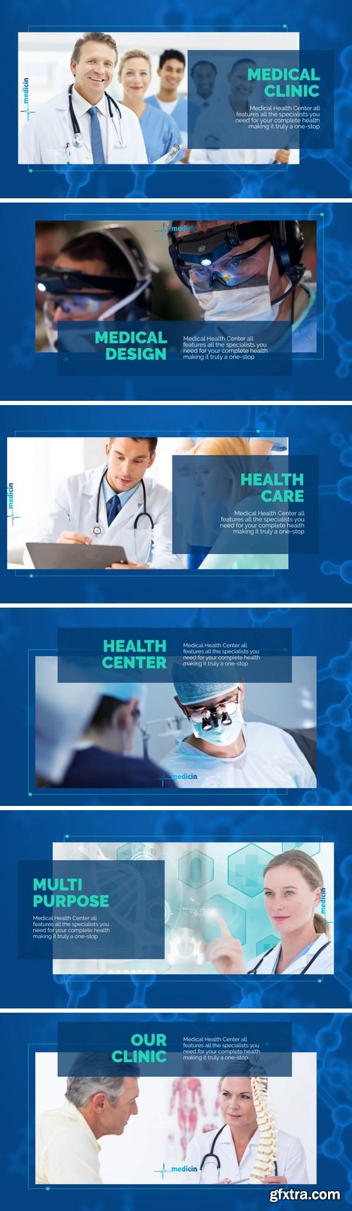 MA - Medical Promo After Effects Templates 150309