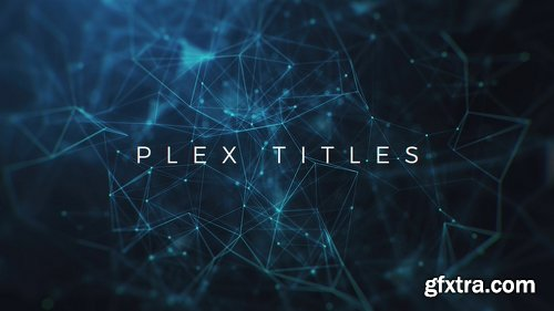 Videohive Plex Titles 22342946