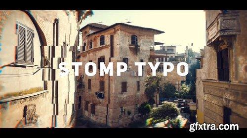 Videohive Stomp Typo 20220389