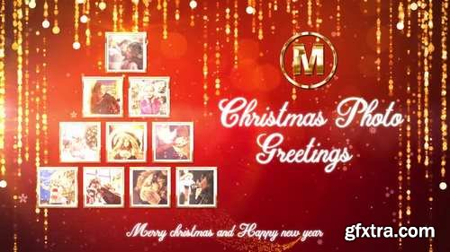 MA - Christmas Photo Greetings After Effects Templates 150349