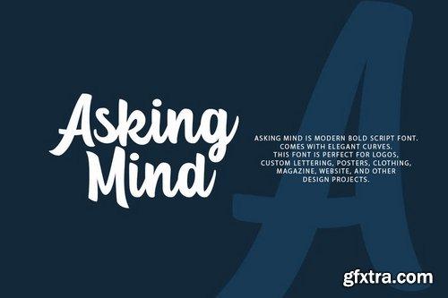 Asking Mind