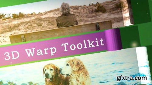 Videohive 3D Warp Toolkit 12533145