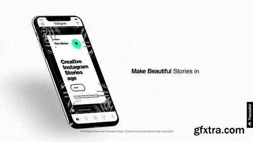 Videohive Instagram Stories 22993531