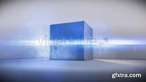 Videohive 3D Logo Box Intro 2584746