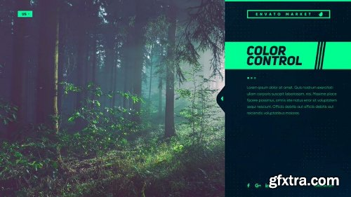 Videohive Corporate Slides and Titles 21197134