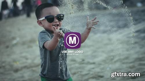 MA - Flat Logo Reveal After Effects Templates 151092