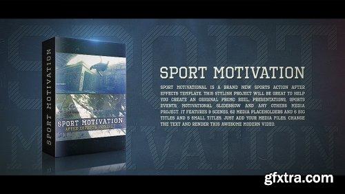 Videohive Sport Motivation 19976464
