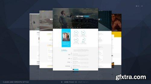 Videohive Website Presentation v.3 | 3D 19825756