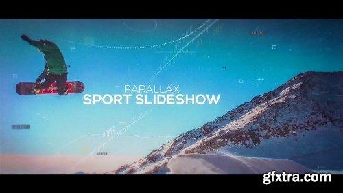 Videohive Sport Parallax Slideshow 20257930