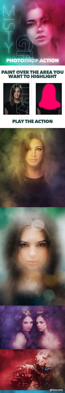 GraphicRiver - MISTY Photoshop Action 23006235
