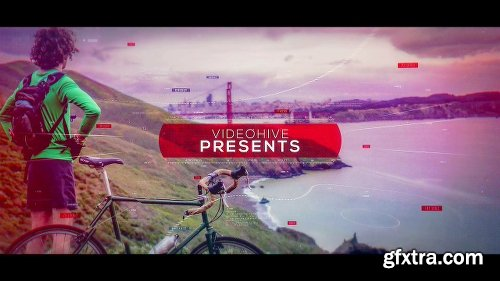 Videohive Digital Parallax Slideshow 20465386