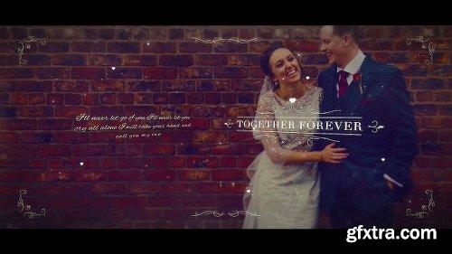 Videohive Wedding Parallax Slideshow 21011978
