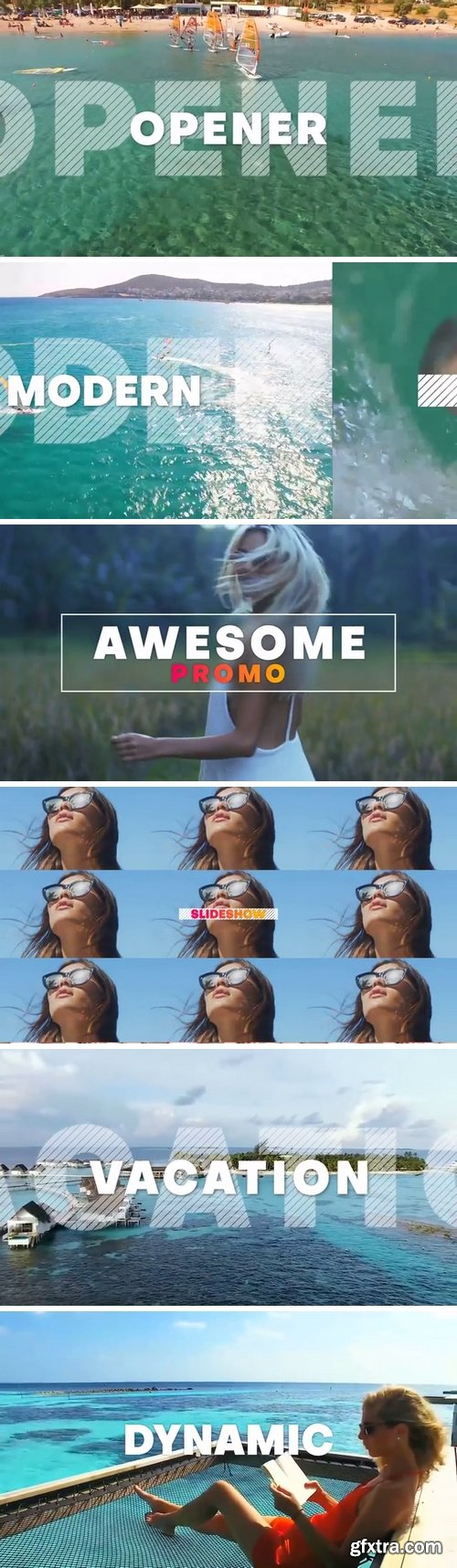 MA - Opener After Effects Templates 151726