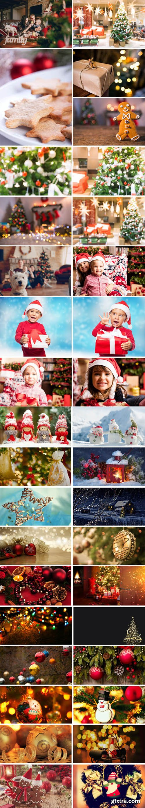 43 Christmas & New Year Photos & Wallpapers Collection 2