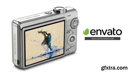 Videohive Camera Shutter Logo 11147526