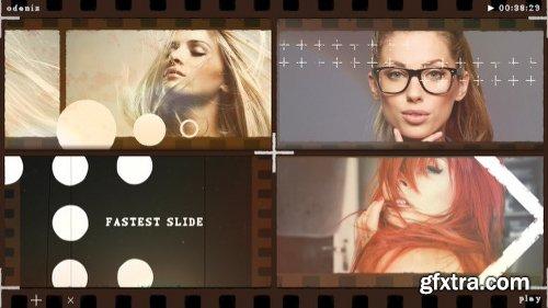 Videohive Fastest Slide 8752854