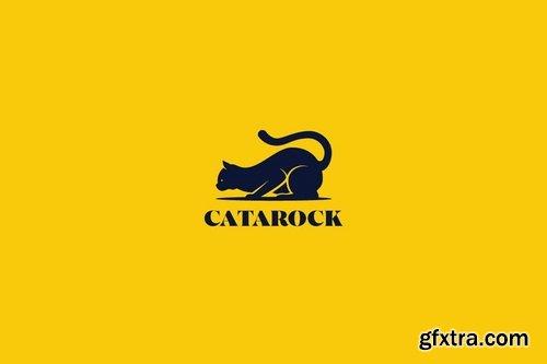 Catarock Logo Template
