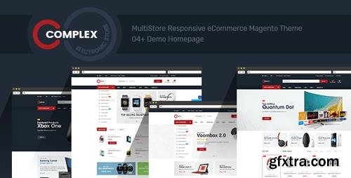 ThemeForest - Complex v1.5.2 - Multi-Purpose Responsive Magento2 Theme - 20606283