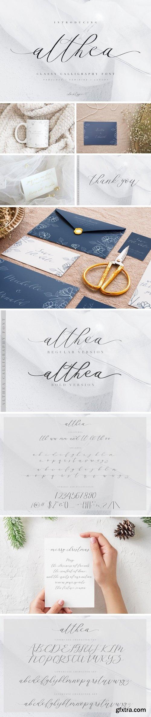 CM - Althea 3290083