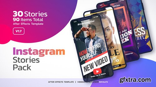 Videohive Instagram Stories 22331306