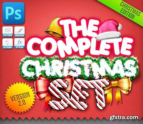 Graphicriver 2019 Big Christmas Bundle