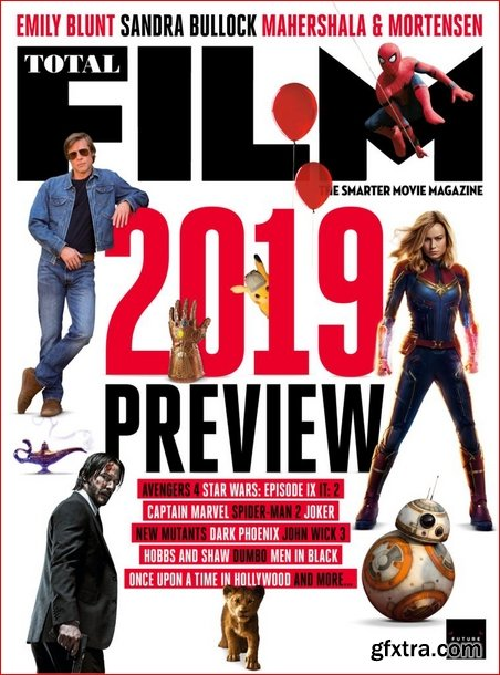 Total Film - January 2019