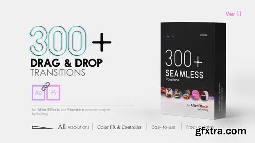 Videohive - Seamless Transitions - 22997639