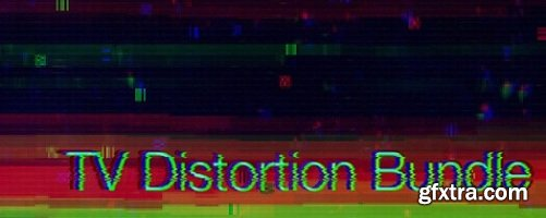 Rowbyte TV Distortion Bundle v1.0 for After Effects