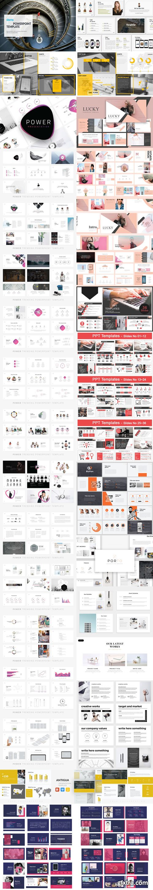 13 PowerPoint Templates & Themes 2018 for a Professional Presentation