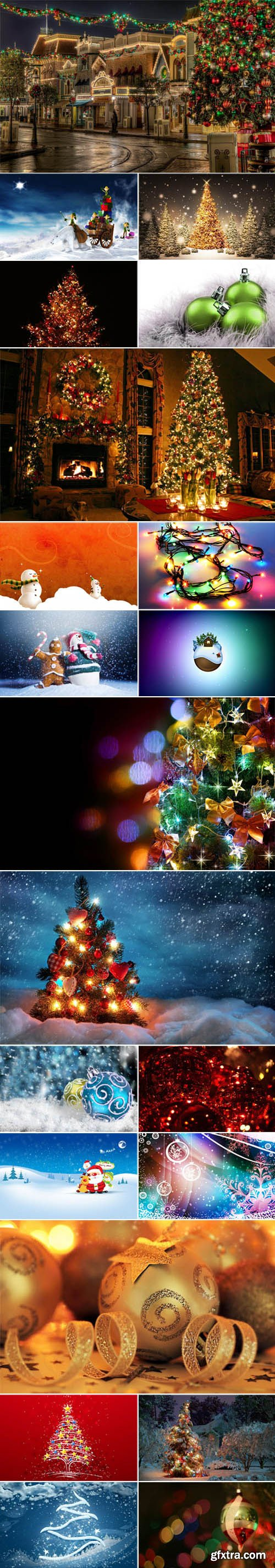 Christmas & New Year Photos Collection 3