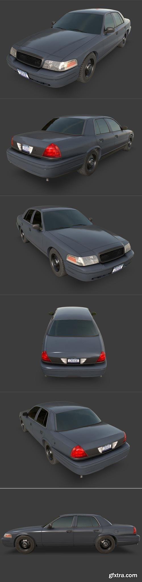 CubeBrush - Generic Sedan