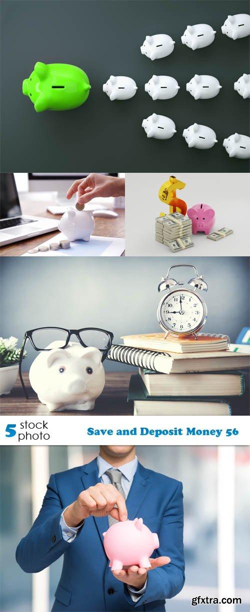 Photos - Save and Deposit Money 56