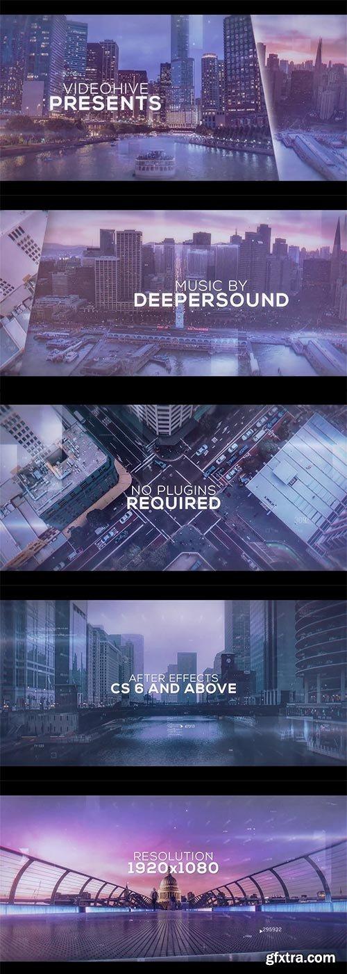 Videohive - Digital Parallax Slideshow - 20724663