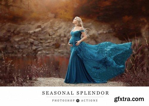 Seasonal Splendor PS ACTIONS Collection