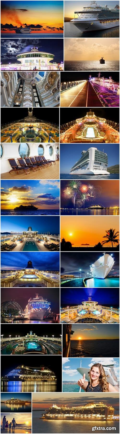 Cruise liner vacation cruise vacation journey by sea deck 25 HQ Jpeg