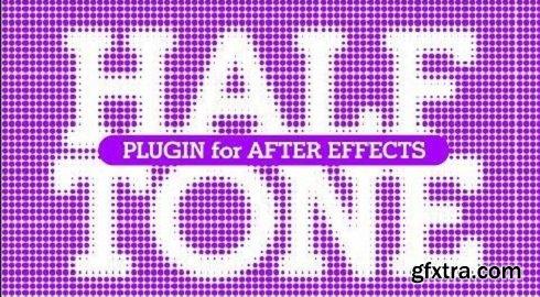 Halftone v1.0 for AE macOS
