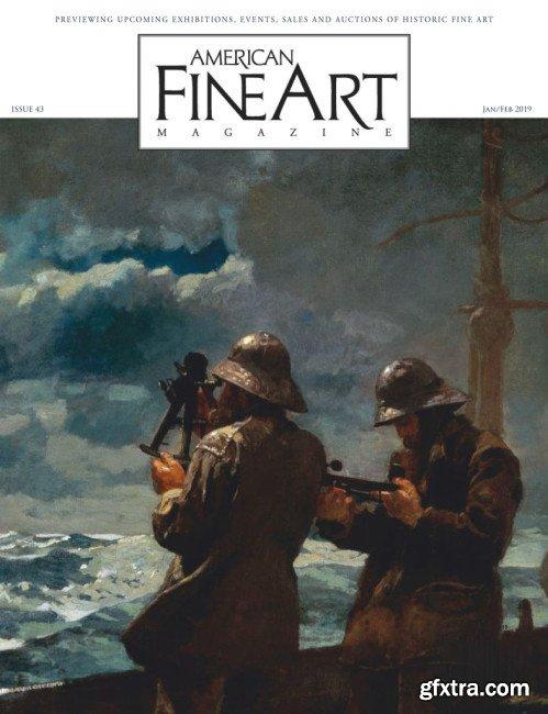 American Fine Art - January/February 2019