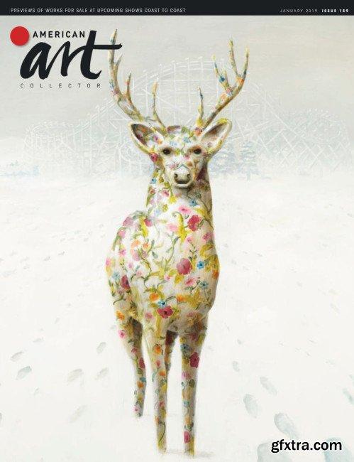 American Art Collector - January 2019
