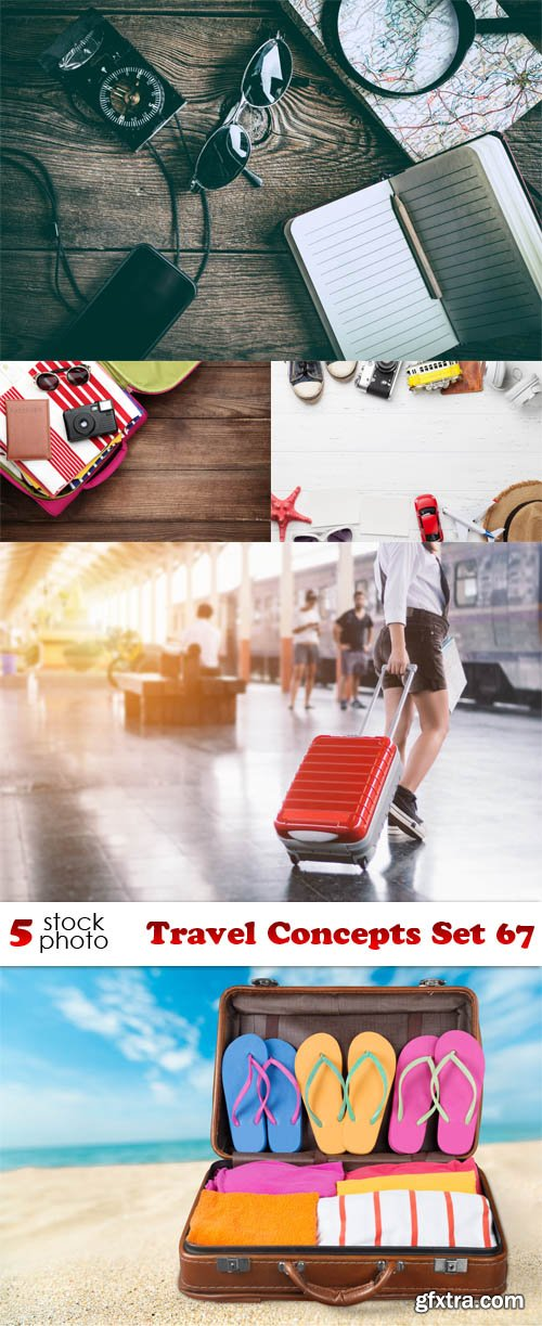 Photos - Travel Concepts Set 67