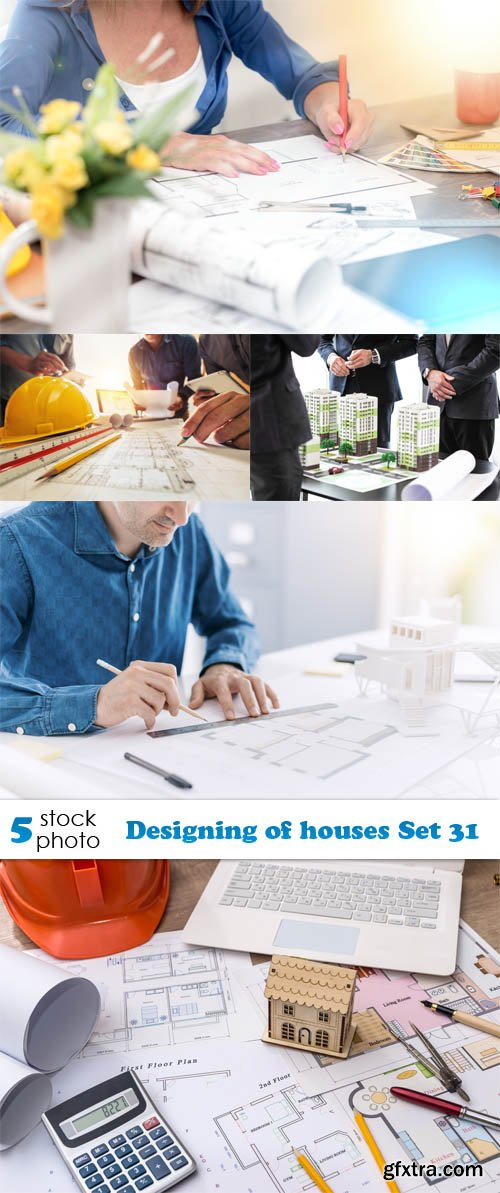 Photos - Designing of houses Set 31