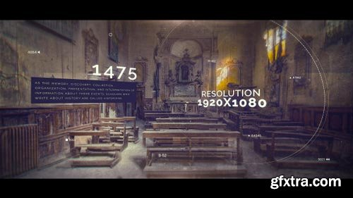 Videohive - History Timeline - 21235236