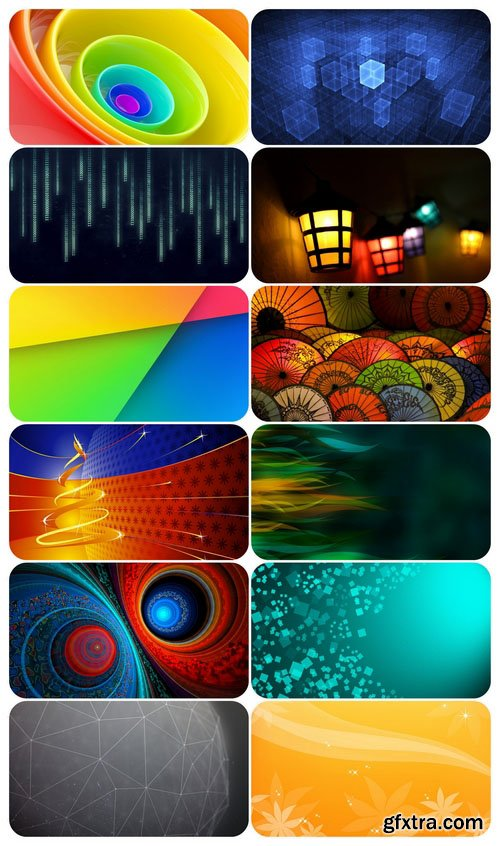 Wallpaper pack - Abstraction 22