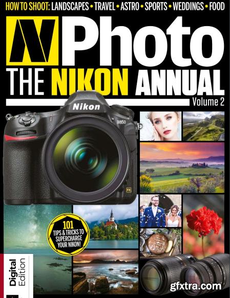 Future\'s Series: N-Photo - The Nikon Annual Volume 2, 2018