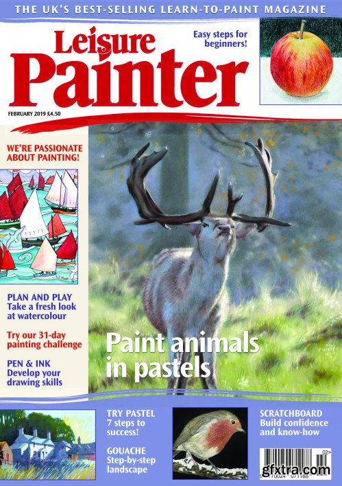 Leisure Painter - February 2019