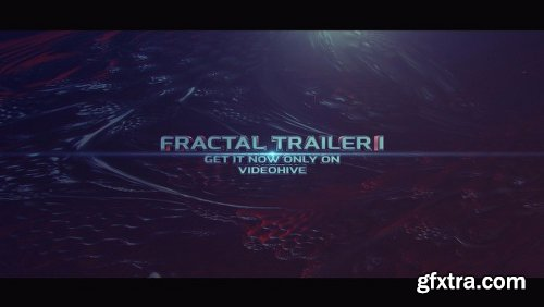 Videohive Fractal Trailer 19270202