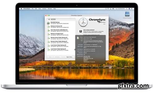 ChronoSync 4.9.8 macOS